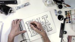A mano y en portada. Un curso de Diseño e Ilustración de Sergio Jiménez