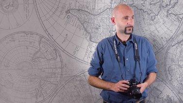 Fotografía de viajes ligero de equipaje. Un curso de Fotografía y Vídeo de Oliver Vegas