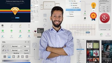 Diseño de Interfaces con Sketch. A Technolog course by Javier 'Simón' Cuello
