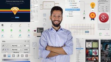 Diseño de Interfaces con Sketch. Un curso de Tecnología de Javier 'Simón' Cuello