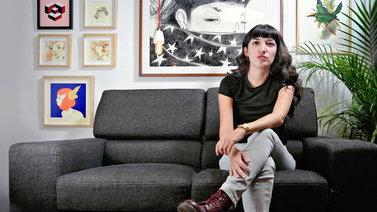 Diseño e ilustración de un Fanzine. Un curso de Diseño e Ilustración de Violeta Hernández