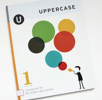 Uppercase magazine. Un proyecto de Ilustración de Blanca Gómez - Lunes, 01 de junio de 2009 13:52:41 +0200