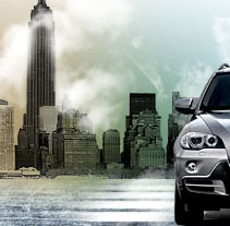 BMW X5 - Tú mueves. A Design, Illustration, and Advertising project by Román Rodríguez - Jun 25 2009 04:18 PM