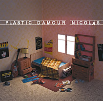 Plastic D'amour. Nicolás.. A Design, Music, and Audio project by Aitor Méndez         - 30.06.2009