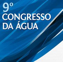 9º Congresso da Água. Un proyecto de Diseño e Ilustración de Nuno Coelho - Jueves, 02 de julio de 2009 23:14:57 +0200