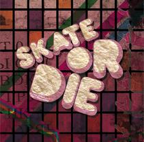 Skate Or Die - Festival. A Design project by Carlos Taboada - 13-07-2009