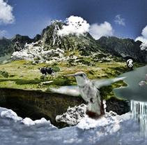 Animal Island. A Design project by Alberto Rosa  - 24-07-2009