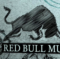 Red Bull Music Academy. A Design, Advertising, Motion Graphics, Film, Video, and TV project by Oskar Domínguez - 24-08-2009