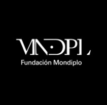 Fundación Mondiplo. A Design, and Advertising project by Ana V. Francés - Oct 05 2009 08:42 AM