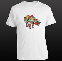 T-shirt. Un proyecto de Diseño e Ilustración de Cubik  - Viernes, 23 de octubre de 2009 16:38:25 +0200