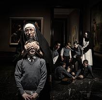 Centenario del Museo de Bellas Artes de Bilbao. A Photograph, and Advertising project by Albert Fornos - Nov 08 2009 06:13 PM