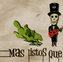 El anuncio mas esperado del año. A Illustration, and Motion Graphics project by kote berberecho - Dec 09 2009 05:04 PM
