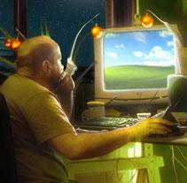 Apadrina un Freelance. Un proyecto de Diseño y UI / UX de Ricardo Sánchez Sotres - 15-12-2009