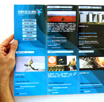 Puerto de las Artes. A Design, and Advertising project by Montserrat Aguilar Marín - 26-12-2009