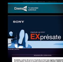 ILUSTRACIONES VECTORIALES Cine.. A Design, Illustration, Film, Video, and TV project by Jesús Corredera - Jan 11 2010 03:05 PM