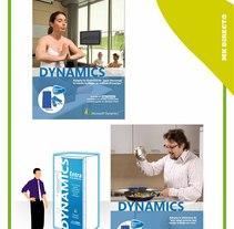 Microsoft Dynamics; Adopta la Dinámica. Un proyecto de Diseño y Publicidad de Mariano de la Torre Mateo         - 21.01.2010