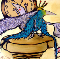 All is full of love. Un proyecto de Ilustración de Pachi Santiago         - 25.01.2010