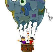 Viatjant pel món. A Illustration project by Roger Giménez         - 27.01.2010