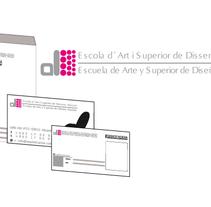 Propuesta Escuela de arte y superior de diseño de Alicante. A Design project by Jeronimo Dal Pont         - 02.02.2010