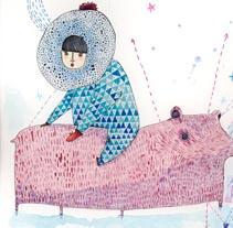 Winter. Un proyecto de Ilustración de amaia arrazola - Martes, 02 de febrero de 2010 16:20:12 +0100