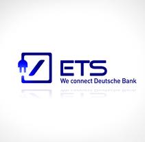 ETS Logo. A Design project by santosdelacalle@gmail.com         - 08.02.2010
