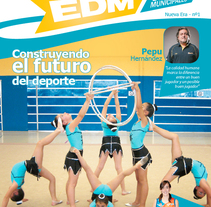 Revista EDM. A Design project by santosdelacalle@gmail.com         - 08.02.2010