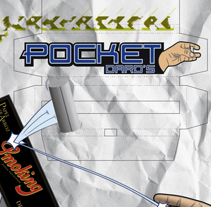Pocket Dard's Paper. A Design, Illustration, and Advertising project by David Recio - Feb 10 2010 11:26 AM