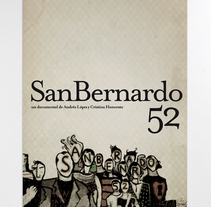 SAN BERNARDO 52. A Design project by Fuen Salgueiro         - 19.02.2010