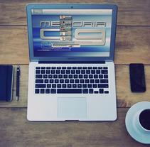CEN Digital Memories. Um projeto de Design, Publicidade, Desenvolvimento de software e UI / UX de Fran Fernández         - 22.02.2010