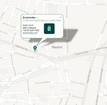 La agencia de publicidad verde en Madrid. Un proyecto de Publicidad de La agencia de publicidad verde en Madrid  - 28-02-2010