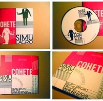 EP de Cohete. Un proyecto de Diseño e Ilustración de Diego Cano - Lunes, 01 de marzo de 2010 20:34:54 +0100
