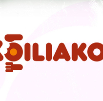 Koiliakos logo, frontend. Un proyecto de Diseño y Publicidad de nathalie figueroa savidan         - 14.01.2011