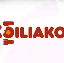 Koiliakos logo, frontend. A Design, and Advertising project by nathalie figueroa savidan         - 14.01.2011