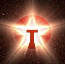 Logo Texaco. Un proyecto de Motion Graphics y 3D de Maya Velasco-Castillo - 07-04-2010