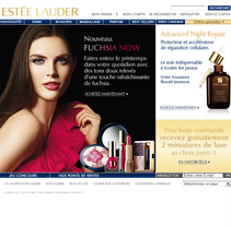 Refresh Estee Lauder. A Design project by Laure Chassaing - 27-04-2010