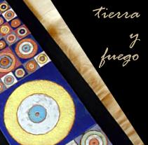 Tierra y fuego. Un proyecto de Diseño de Ana Fandiño Fdez.         - 18.05.2010