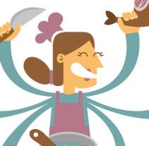 ¿cómo hacer un buen puchero?. Un proyecto de Diseño, Ilustración y Publicidad de Refres-co  - Jueves, 20 de mayo de 2010 13:41:30 +0200