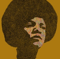 Michael Jackson. A Illustration project by José Manuel Hortelano-Pi - Jun 01 2010 01:37 PM