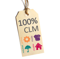 100% CLM. A Design, and Advertising project by Javier Patiño - Jun 08 2010 07:46 PM