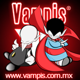 Vampis. A Design, Illustration, Advertising, Motion Graphics, Photograph, Film, Video, and TV project by Juan Antonio Martínez Anaya - 09-06-2010