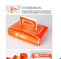 Packaging Even. Un proyecto de Diseño de Rodrigo Maroto - Lunes, 12 de julio de 2010 18:44:45 +0200