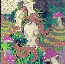 come cerebros. Un proyecto de Diseño e Ilustración de Pablo Favre         - 12.07.2010