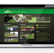 Gespa.com. Un proyecto de Diseño de laKarulina  - Miércoles, 28 de julio de 2010 13:00:10 +0200