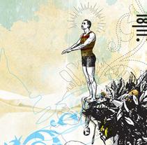 MONO cläb. Un proyecto de Diseño e Ilustración de ricardo macedo         - 04.08.2010