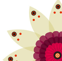 Flores + Feliz Navidad '09. A Design, Illustration, and Motion Graphics project by magant.tv  - 06-08-2010