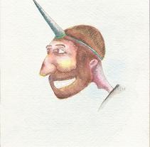 UNIC.ORN. Um projeto de Ilustração de FERNANDO ARIAS SÁNCHEZ         - 11.08.2010