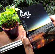 Ling Magazine. A Illustration project by amaia arrazola - Sep 07 2010 01:44 PM