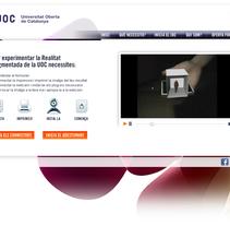 realidad aumentada. Un proyecto de UI / UX de Massimiliano Seminara - Miércoles, 08 de septiembre de 2010 12:15:39 +0200