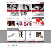web/ecommerce. A Advertising project by Massimiliano Seminara - Sep 13 2010 04:54 PM
