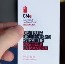 Castilla la Mancha Encgancha. A  project by Pablo Chavida Cancelo         - 16.09.2010